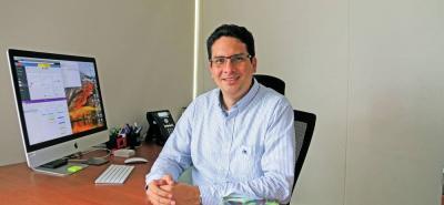 David Alejandro Miranda Mercado, subdirector Académico del Instituto de Proyección Regional y Educación a Distancia, IPRED - UIS.