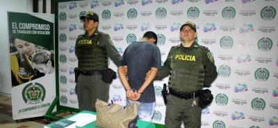 Lo han detenido 12 veces y nuevamente lo sorprendieron robando en Bucaramanga