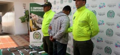 Los 64 celulares hurtados fueron recuperados y José Manuel Gutiérrez fue enviado a prisión.