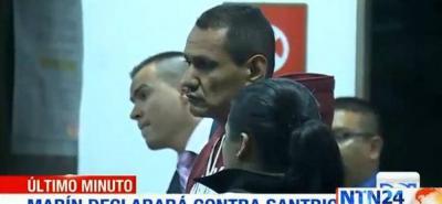 En un comunicado, la Farc dijo que Marlon Marín no hace parte de la organización.
