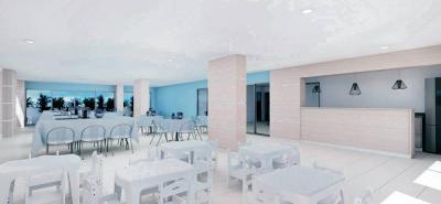 Salones sociales multieventos hacen parte de los espacios que se pueden encontrar en un edificio moderno.