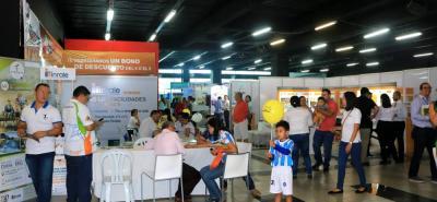 Este fin de semana se realiza en Neomundo la sexta versión de la Feria Inmobiliaria Vanguardia 2018, que reúne en un solo escenario a las constructoras más representativas de la ciudad.