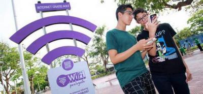 Según el MinTIC, las nueva zonas WiFi gratis en Santander estarán instaladas en el primer semestre de este año.
