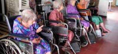 Un total de 54 adultos mayores viven en este momento en el Centro de Bienestar del Anciano del municipio de Curití.