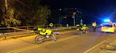 Las autoridades adelantan las investigaciones para esclarecer las causas de este accidente.