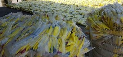 La mercancía pretendía venderse en Colombia y estaba avaluada en $3.500 millones.