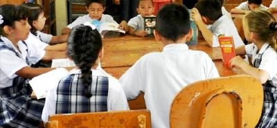 Las posibilidades de integración e inclusión en el colegio Balbino García, son las que buscan mejorar para el beneficio de toda la sociedad regional y local.