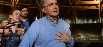 Las riñas de Uribe en Twitter