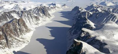 ¿De dónde sale el microplástico del océano Ártico?