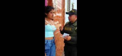 El pasado 10 de noviembre de 2017, una menor de edad fue rescatada por la Policía de San Gil en una vivienda dedicada al lenocinio, en la carrera 11 entre calles 17 y 18.