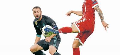El colombiano James Rodríguez jugó los 90 minutos y tuvo un destacado desempeño al dar la asistencia del único gol de su equipo, recuperar varios balones y estar acertado en los pases.