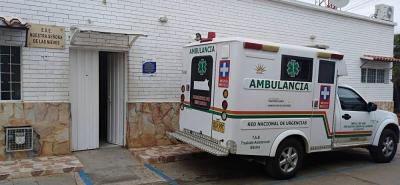 Este es el Hospital Nuestra Señora de Las Nieves, situado cerca al parque principal del municipio.