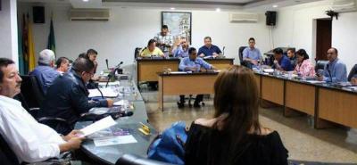 La Fiscalía General le imputó cargos a 18 de los 19 concejales de Floridablanca por la elección irregular del Contralor y el Personero del año 2016.