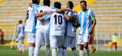 Real Santander igualó ayer 1-1 en condición de visitante ante Bogotá FC, en compromiso correspondiente a la fecha 12 del Torneo Águila.