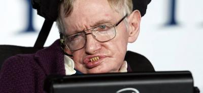 Publican la última teoría del fallecido físico británico Stephen Hawking