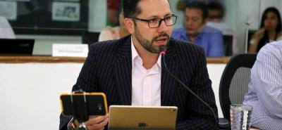 El concejal bumangués Jaime Beltrán aseguró que no se arrepiente de ser coherente con sus principios religiosos y políticos, así esto le acarree una sanción por parte del partido.