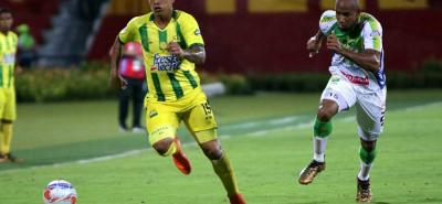 Atlético Bucaramanga perdió 1-0 con Huila en calidad de visitante, en el juego de ida de la tercera fase de la Copa Águila. Los dos elencos actuaron con nóminas alternas.