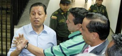 Exalcalde de Bucaramanga Luis Francisco Bohórquez continuará en prisión