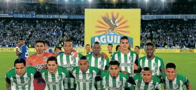 Atlético Nacional.
