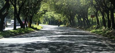 Uno de los tramos que será intervenido es el Anillo Vial que conecta a Floridablanca y Girón.