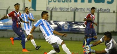 Real Santander visita hoy, a las 3:00 p.m., a Unión Magdalena, en cotejo de la fecha 14 del Torneo Águila.