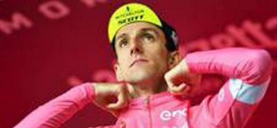 Yates ganó en Gran Sasso y Chaves es segundo en el Giro