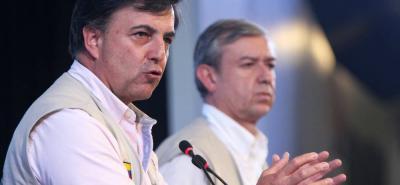 El registrador Nacional, Juan Carlos Galindo, desestimó los señalamientos de la Fundación Paz y Reconciliación, que advierte red de venta de paquetes electorales al interior de la entidad.