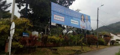 La Secretaría del Interior de la Alcaldía de Bucaramanga inició la indagación para determinar los posibles autores de la valla xenófoba publicada la semana pasada en la ciudad.