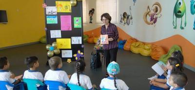 Colegio La Presentación de Bucaramanga realizará encuentro literario para niños