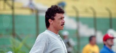 Carlos Mario Hoyos dirigió al Atlético Bucaramanga en 1997.