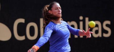 Mariana Duque avanzó en 'qualy' de Roland Garros