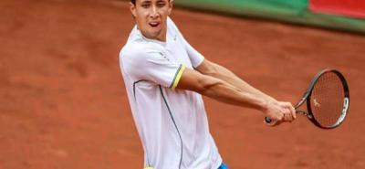 El tenista bumangués Daniel Elahi Galán se despidió de su sueño de llegar al cuadro principal del Roland Garros tras perder en la segunda fase del cuadro clasificatorio.