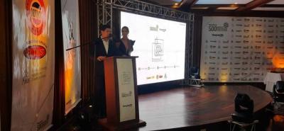 Así fue la entrega de premios de Vanguardia Liberal a empresarios de Santander