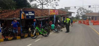 Los planes y puestos de control se desarrollan en el Mercado Campesino, Panachi y zonas de afluencia turística, con personal de vigilancia, Tránsito y de la Sijín de la Policía.