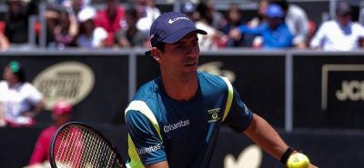Santiago Giraldo y Mariana Duque avanzaron al cuadro principal de Roland Garros
