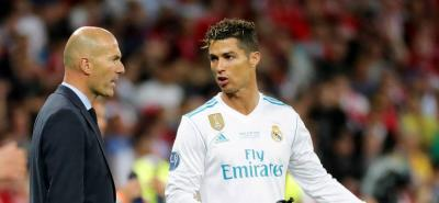 ¿Abandona Cristiano Ronaldo el Real Madrid?, así lo insinuó el portugués