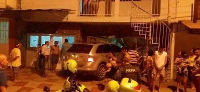 Juez que conducía embriagado atropelló a un motociclista en Tolima