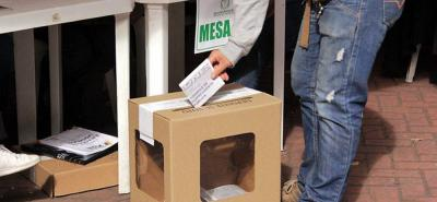 Se registran 221 denuncias sobre irregularidades electorales en Colombia