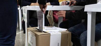 Número de votantes en el exterior aumentó un 300% para elecciones presidenciales