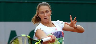 Mariana Duque pasó a segunda ronda en Roland Garros