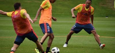 Todos los jugadores concentrados con la selección Colombia se están exigiendo a fondo pues quieren llegar en el mejor estado al Mundial de Rusia 2018, donde sin duda quieren superar lo hecho hace cuatro años en Brasil.