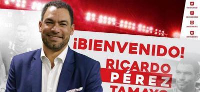 Gato' Pérez es nuevo presidente ejecutivo de América de Cali