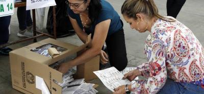 La Comisión de Garantías Electorales del Ministerio del Interior revisará los formularios E14.
