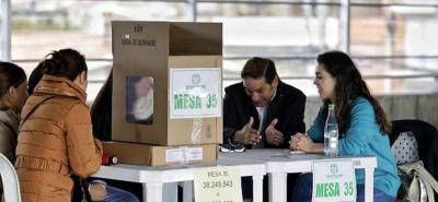 """""""No hubo fraude en las elecciones"""": Registraduría Nacional"""