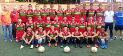 Este es el equipo que representará a Santander en el clasificatorio del Torneo Nacional de Fútbol categoría juvenil.