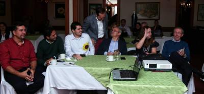 Las directivas de la Alianza Verde llamaron a sus militantes a votar en contra de Iván Duque en la segunda vuelta presidencial.