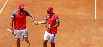 Cabal y Farah clasificaron a octavos de final en Roland Garros