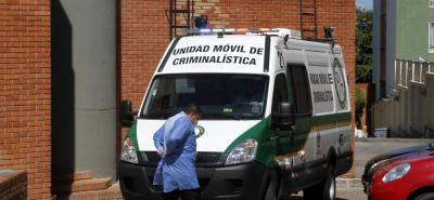 Ayer fue entregado el cuerpo de Luciano Gutiérrez a sus familiares en la morgue de Medicina Legal.