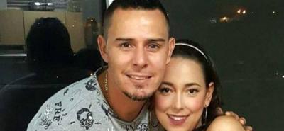 Murió Tatiana García, esposa del arquero Luis Delgado