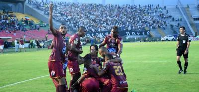 Tolima clasificó a la gran final de la Liga Águila I de 2018 luego de superar en la serie semifinal a  Medellín. Luego del 1-0 a favor de los 'pijaos' en Ibagué y el 1-0 a favor de los 'rojos' en Medellín, el compromiso se definió desde el punto penalti, donde Tolima mostró más precisión.